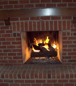 What is Done when I get my gas logs serviced? - American Chimney ...