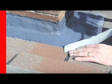 How to Fix Leaks - Chimney Flashing Repair