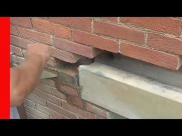 How to Replace a Lintel